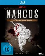 Narcos - Die komplette Serie / Staffel 1-3 (Blu-ray)