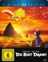 Pokémon - Der Film: Du bist dran! - Limited Steelbook (Blu-ray)