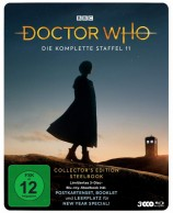 Doctor Who - Staffel 11 / Limited Steelbook (Blu-ray)