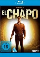El Chapo - Staffel 01 (Blu-ray)