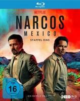 Narcos: Mexico - Staffel 01 (Blu-ray)