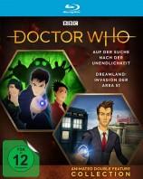 Doctor Who - Auf der Suche nach der Unendlichkeit & Dreamland: Invasion der Area 51 - Anime Double Feature Collection (Blu-ray)