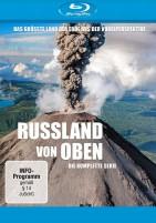 Russland von oben - Die komplette Serie (Blu-ray)
