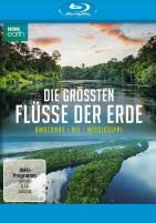 Die grössten Flüsse der Erde (Blu-ray)