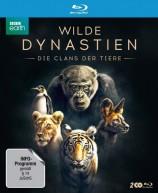 Wilde Dynastien - Die Clans der Tiere (Blu-ray)