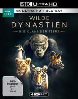 Wilde Dynastien - Die Clans der Tiere - 4K Ultra HD Blu-ray + Blu-ray (4K Ultra HD)