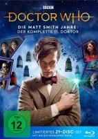Doctor Who - Die Matt Smith Jahre: Der komplette 11. Doktor (Blu-ray)
