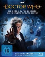 Doctor Who - Die Peter Capaldi Jahre: Der komplette 12. Doktor (Blu-ray)