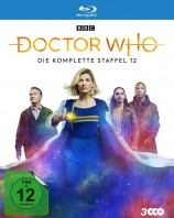 Doctor Who - Staffel 12 (Blu-ray)