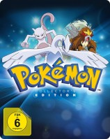 Pokémon 1-3 - Steelbook Edition (Blu-ray)