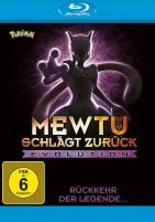 Pokémon: Mewtu schlägt zurück - Evolution (Blu-ray)