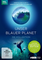 Unser blauer Planet - Die Kollektion / Limited Mediabook-Edition (Blu-ray)