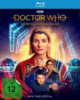 Doctor Who - Die Revolution der Daleks (Blu-ray)