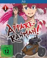 Appare-Ranman! - Vol. 1 / Episode 1-4 (Blu-ray)