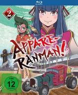 Appare-Ranman! - Vol. 2 / Episode 5-8 (Blu-ray)