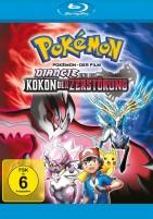 Pokémon - Der Film - Diancie und der Kokon der Zerstörung (Blu-ray)