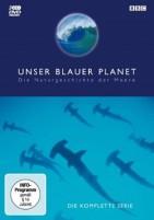 Unser blauer Planet - Die Naturgeschichte der Meere - Die komplette Serie (DVD)