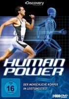 Human Power - Der menschliche Körper im Leistungstest (DVD)