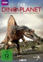 Der Dino-Planet - Die faszinierende Welt der Dinosaurier (DVD)