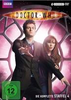 Doctor Who - Staffel 04 (DVD)