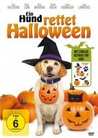 Ein Hund rettet Halloween - Re-Release mit Tattoos (DVD)
