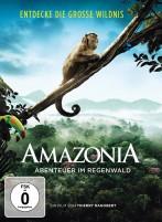 Amazonia - Abenteuer im Regenwald (DVD)