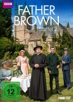 Father Brown - Staffel 02 (DVD)