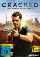 Cracked - Die komplette Serie (DVD)