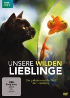 Unsere wilden Lieblinge - Die geheimnisvolle Welt der Haustiere (DVD)