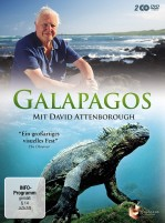 Galapagos - Mit David Attenborough (DVD)