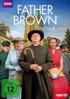 Father Brown - Staffel 04 (DVD)