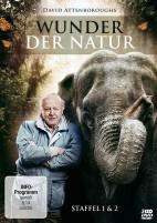 Wunder der Natur - David Attenborough - Staffel 1&2 (DVD)