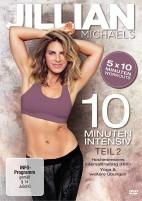 Jillian Michaels - 10 Minuten Intensiv - Teil 2 (DVD)