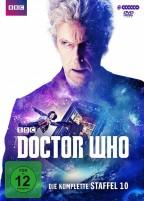 Doctor Who - Staffel 10 (DVD)