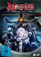 D.Gray-Man - Collector's Edition / Folgen 1-51 (DVD)