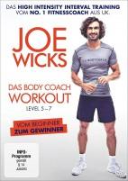 Joe Wicks - Das Body Coach Workout Level 5-7 (DVD)