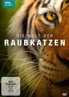 Die Welt der Raubkatzen - BBC Earth (DVD)