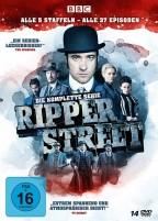 Ripper Street - Die komplette Serie (DVD)