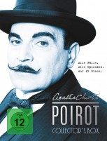 Poirot - Collector's Box / Alle Fälle. Alle Episoden. (DVD)