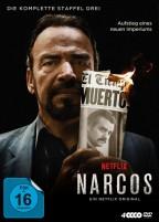 Narcos - Staffel 03 (DVD)