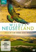 Wildes Neuseeland - Inseln am Ende der Welt (DVD)