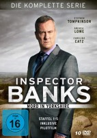 Inspector Banks - Die komplette Serie / Staffel 01-05 (DVD)