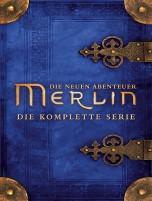 Merlin - Die neuen Abenteuer - Die komplette Serie (DVD)
