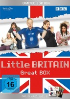 Little Britain - Great Box / Limited Edition mit Fan-Postkarten (DVD)
