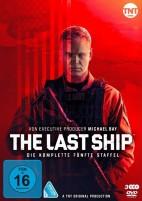 The Last Ship - Staffel 05 (DVD)