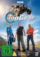 Top Gear - Staffel 25 (DVD)