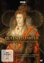 Queen Elizabeth und ihre Geheimagenten (DVD)