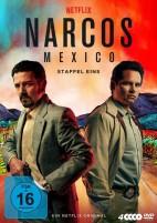 Narcos: Mexico - Staffel 01 (DVD)