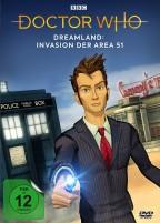 Doctor Who - Dreamland: Invasion der Area 51 (DVD)