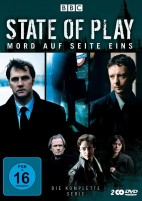State of Play - Mord auf Seite eins - Die komplette Serie (DVD)